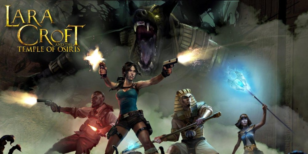 Lara Croft and the Temple of Osiris : Get It FREE Now!