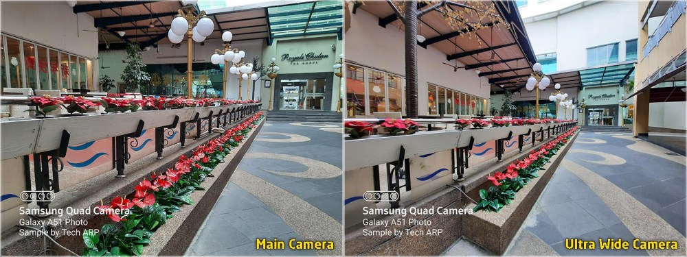 Samsung Galaxy A51 camera comparison 02