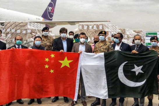 China medical team in Pakistan 01
