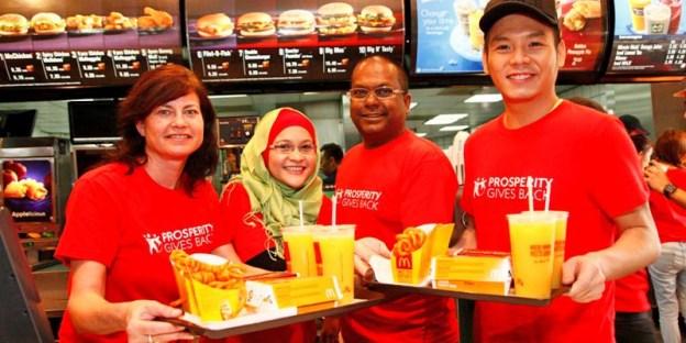 Fact Check : McDonald's Malaysia Voucher Giveaway!