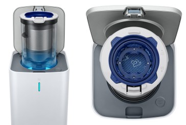 Samsung Clean Station : Auto Dust Disposal with Air Pulse!
