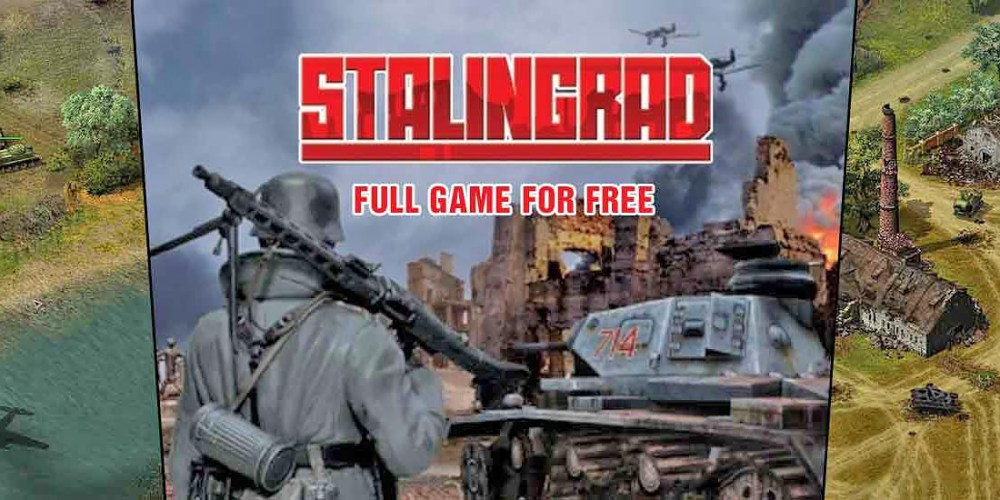 Stalingrad : Get It FREE For A Limited Time!