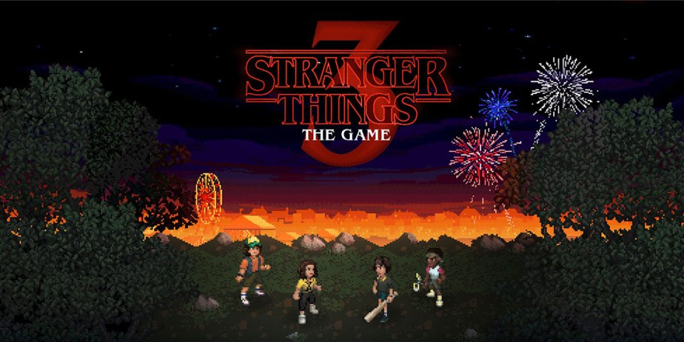 Stranger Things 3 The Game : Get It FREE For A Limited Time!