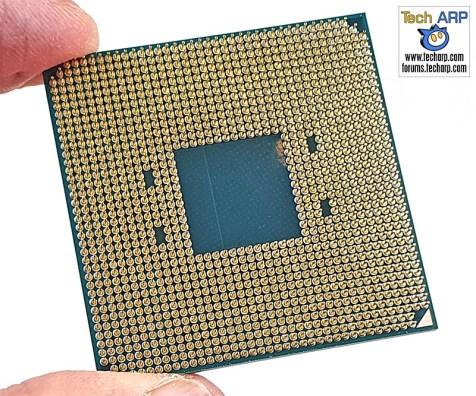 AMD Ryzen 3 3100 back