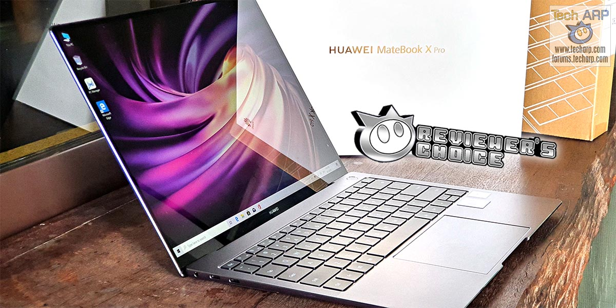 2020 HUAWEI MateBook X Pro Review : Ultra-Light Beast!