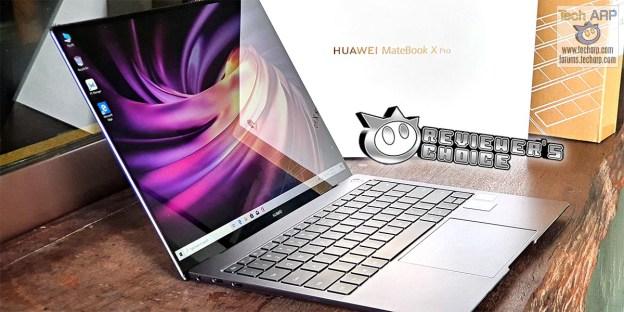 2020 HUAWEI MateBook X Pro Review : Ultra-Light Beast!