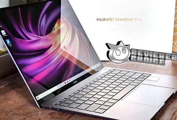 HUAWEI MateBook X Pro (2020) Review : Ultra-Light Beast!