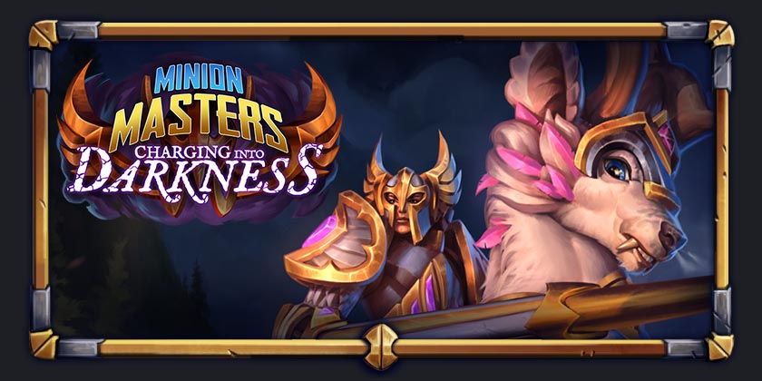 Minion Masters + Charging Into Darkness : Get Them FREE!