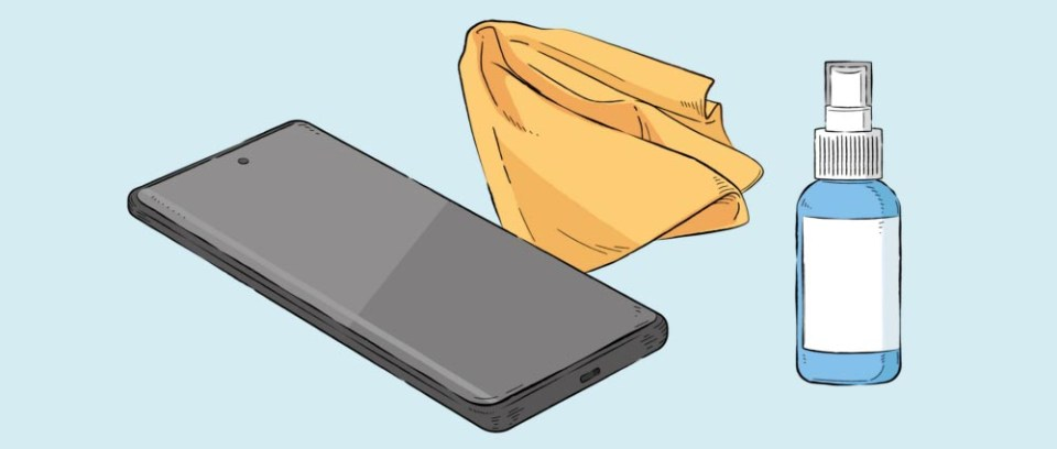 COVID-19 Guide : How To Clean Your Mobile Devices!