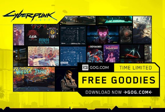 Cyberpunk 2077 Goodies Collection : Get It FREE!