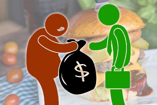 GrabFood : How Burgertory Exposed Potential Discrimination!