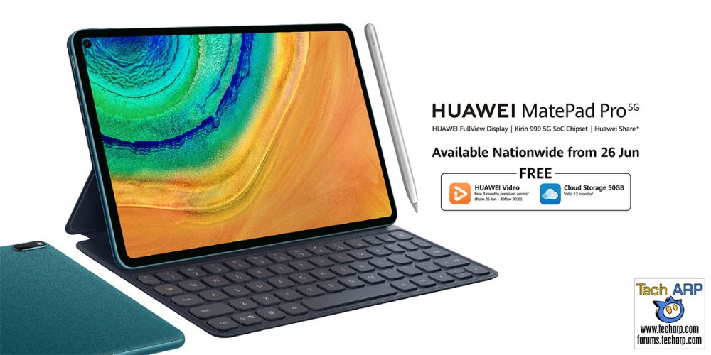 HUAWEI MatePad Pro 5G : Specifications, Price + Deal!