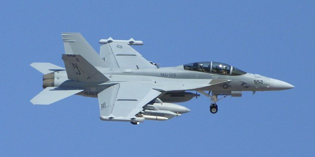 Fact Check : US Growler Planes Blocked By Chinese Jamming