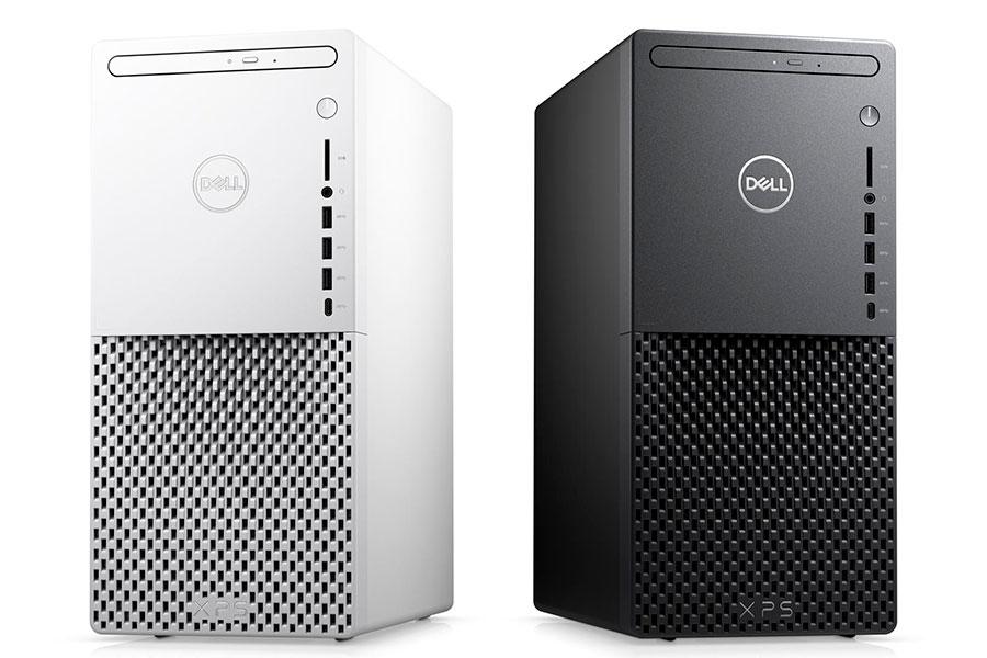 Dell XPS Desktop (8940) colour options