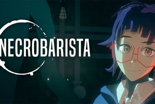 Necrobarista : Now Available On Steam!