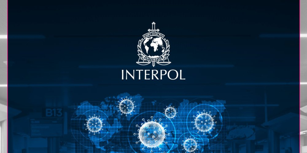 INTERPOL : Alarming Rate Of COVID-19 Cyberattacks!