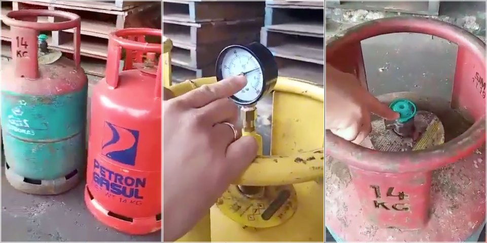Fact Check : Does The LPG Gas Tank Pressure Test Work?
