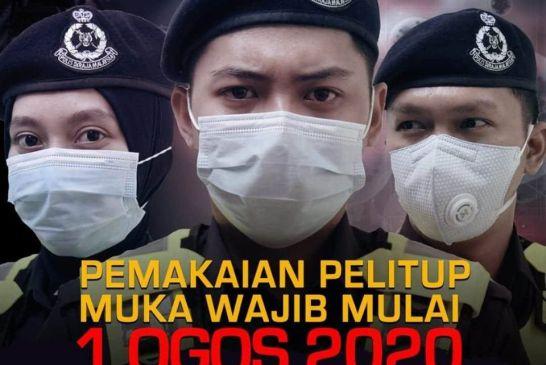 Malaysia Face Mask mandatory 01