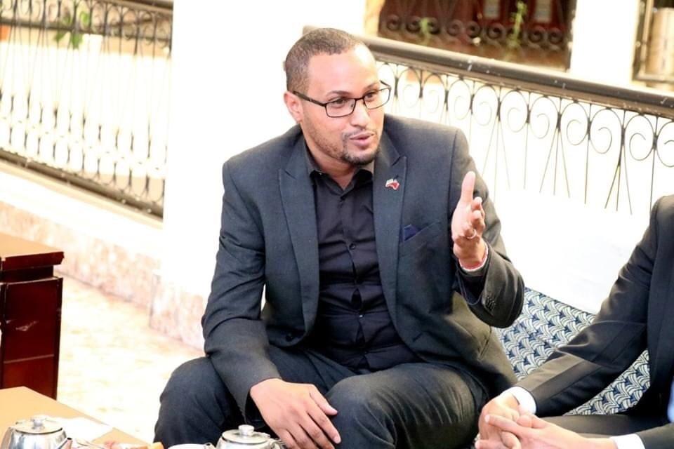 Mohamed Omar Hagi Mohamoud