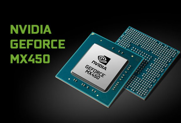 NVIDIA GeForce MX450 : New MX-Class Laptop Graphics!