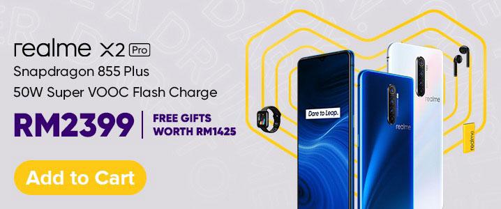 Realme X2 Pro August 2020 sale