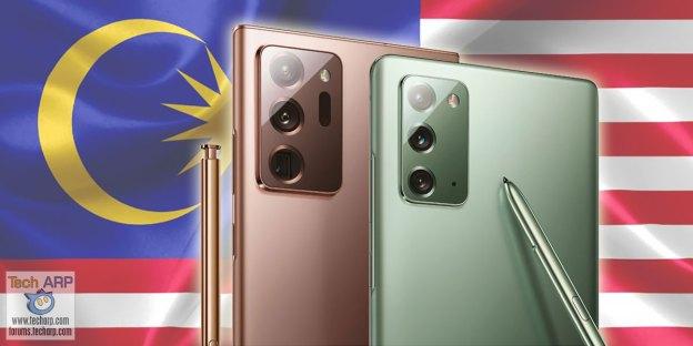 Samsung Galaxy Note 20 : Malaysia Price + Pre-Order Deals!