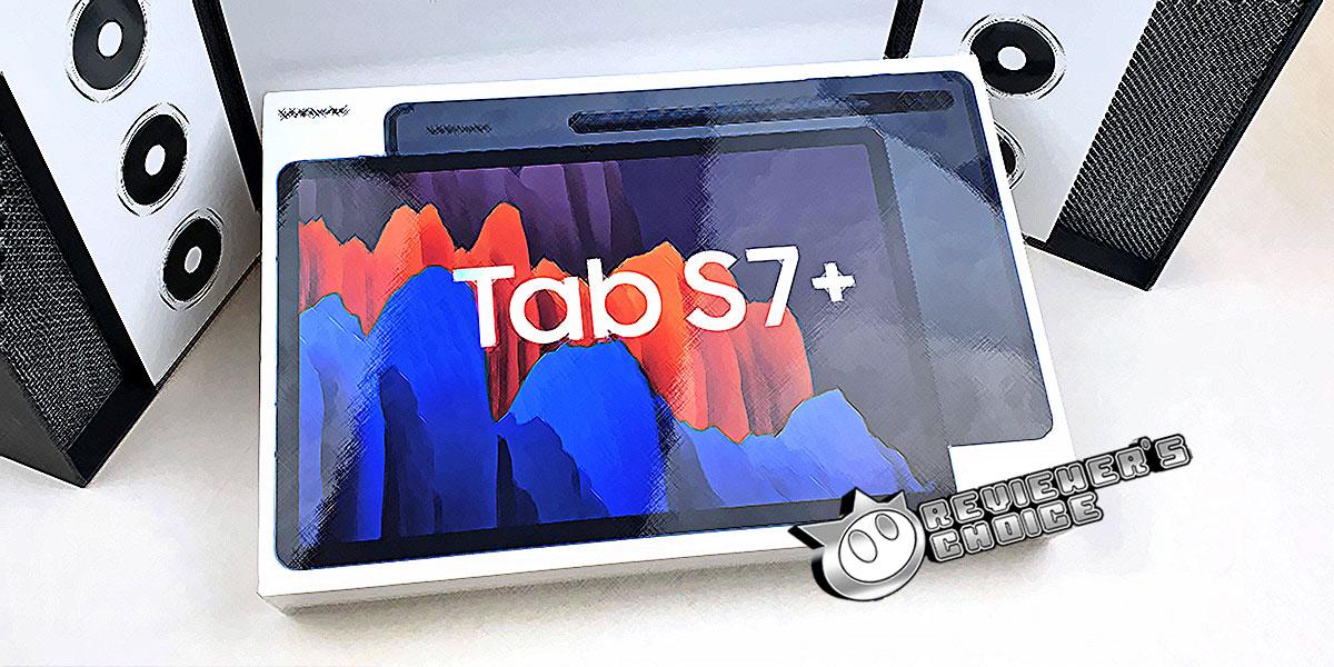 Samsung Galaxy Tab S7 Plus Review Powerful Versatile Samsung Galaxy Tab S7 Plus Verdict Award Availability Of 5 Tech Arp