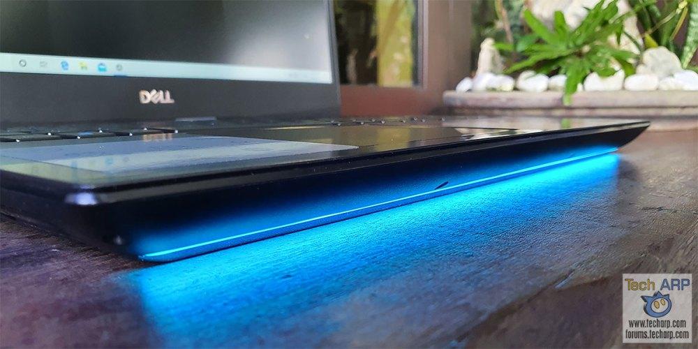 Dell G5 15 5500 RGB light