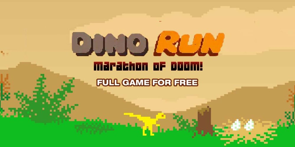 Dino Run - Marathon of Doom : How To Get It FREE!