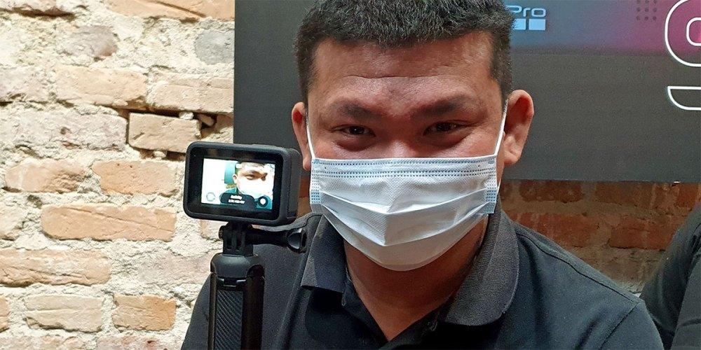 The new dual-screen GoPro Hero 9 Black now does 5K recording  |Gopro Hero 9