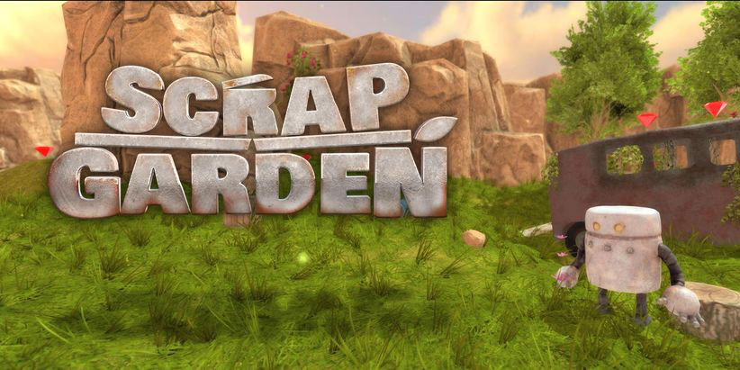 Scrap Garden : Get This Game FREE For A Limited Time!