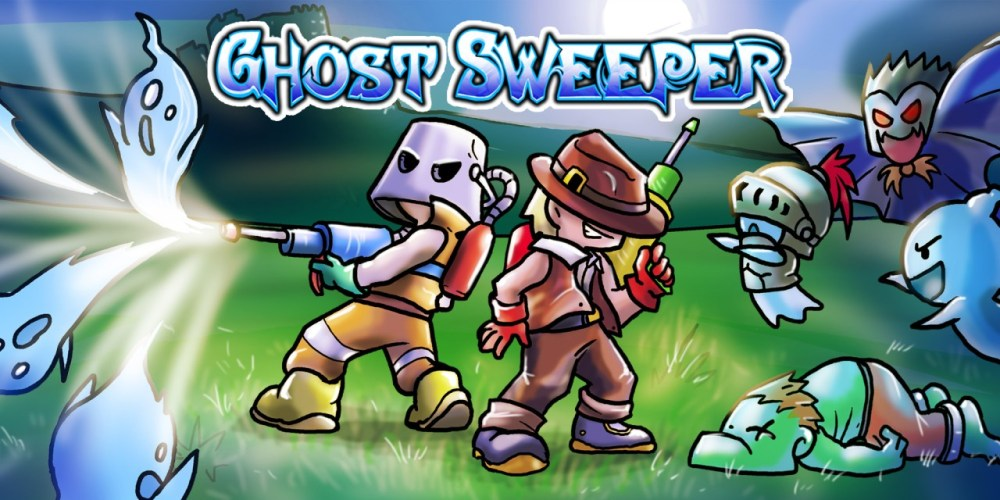 Ghost Sweeper : Get It FREE For A Limited Time!