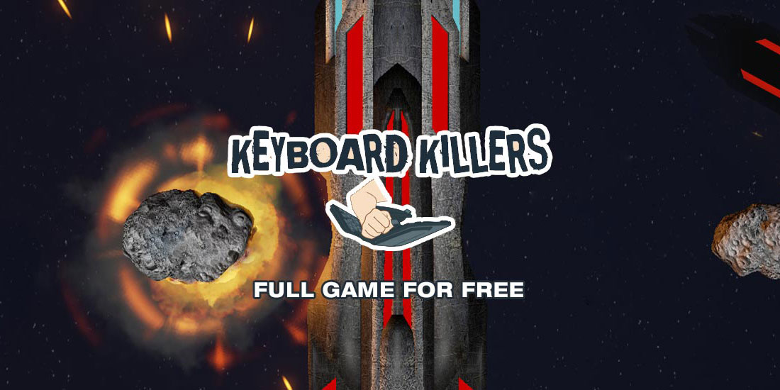 Keyboard Killers : How To Get This Game For FREE!