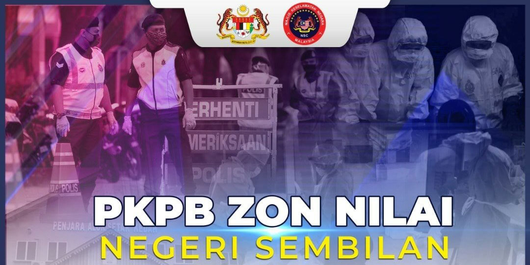 Nilai CMCO Lockdown To Start On 28 October 2020!