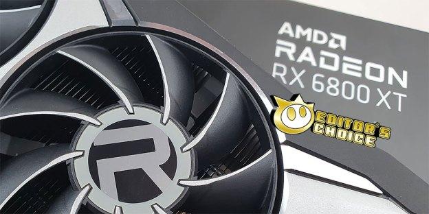 AMD Radeon RX 6800 XT Review : RDNA 2 Rocks!