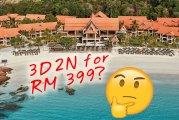 RM399 Laguna Redang 3D2N Holiday : Bait & Switch Scam?