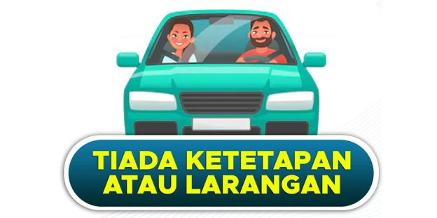 CMCO : No Special Seating Or Face Mask In Your Own Car!