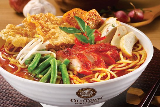 Fact Check : Is There Pork In OLDTOWN Curry Mee?