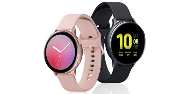 Galaxy Watch Active 2 : RM250 Instant Rebate Deal!