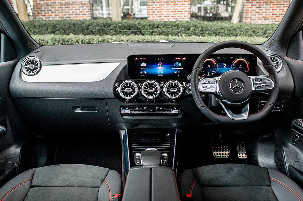 2020 Mercedes-Benz GLA 250 car 02