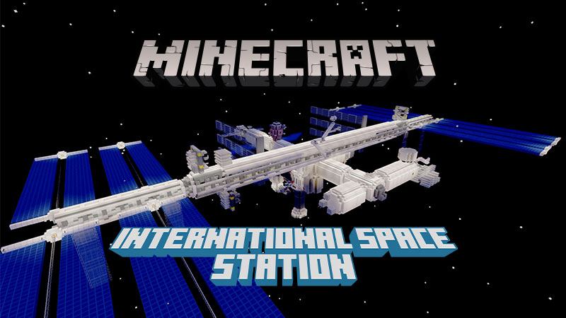 Minecraft free experience - International Space Station