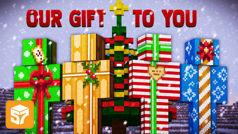 Minecraft free skins - Christmas