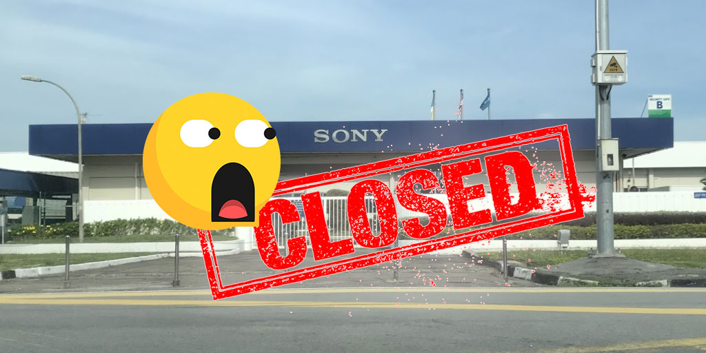 Sony Malaysia To Close PG Tec Factory In Penang!