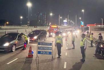 Warning : 7 Roads Closed In Petaling Jaya During MCO!
