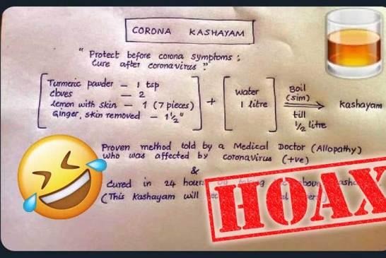 Can This Corona Kashayam Recipe Prevent COVID-19?