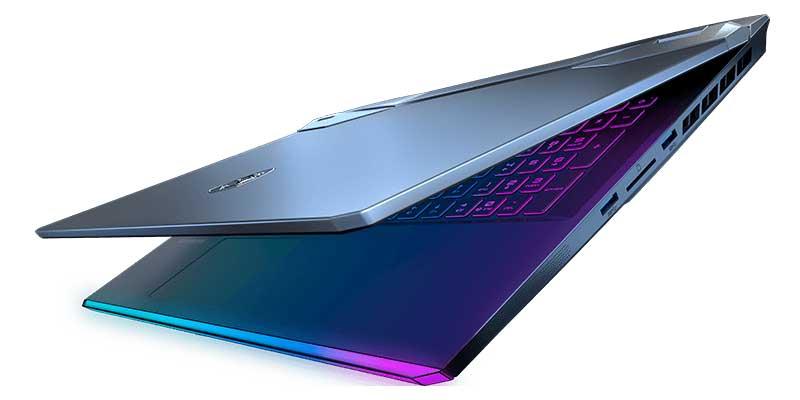 MSI GE76 Raider RTX 30 laptop