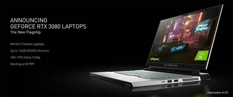 NVIDIA RTX 3080 laptops 01