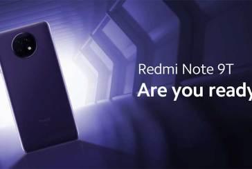 Xiaomi Redmi Note 9T : New Entry-Level 5G Smartphone!