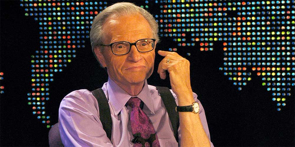 Did Larry King Die From COVID-19 After Surviving Cancer?