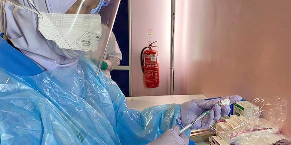 Malaysia Will Follow Pfizer Two-Dose Vaccine Schedule